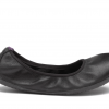 Vivobarefoot JING JING L Leather Black/Hide