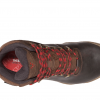Vivobarefoot TRACKER Firm Ground L WB Leather Dk Brown