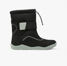 Vivobarefoot Vivo Yeti Junior Black Aqua