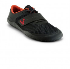 Vivobarefoot MOTUS Lady Black/Red