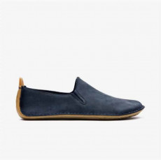 Vivobarefoot Ababa Leather Navy Men