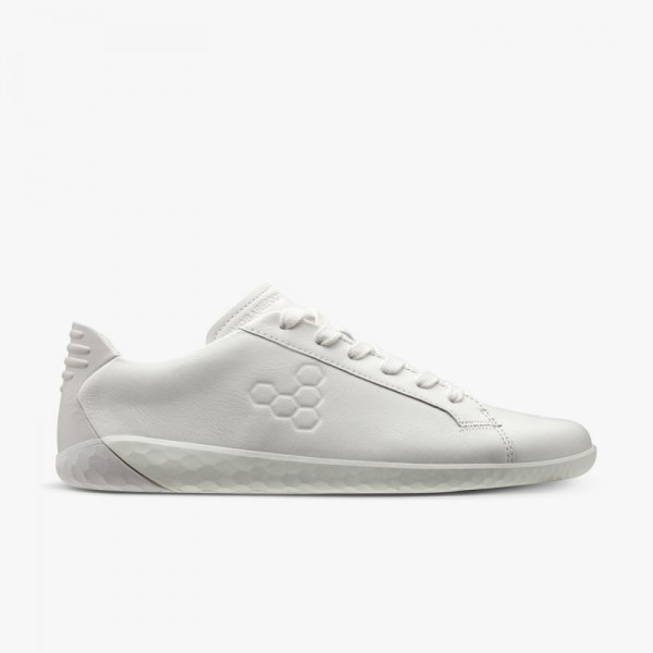 Vivobarefoot GEO court bright white Ladies