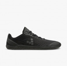 Vivobarefoot Stealth III Obsidian Black Ladies