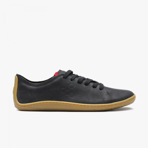 Vivobarefoot Addis Black Men
