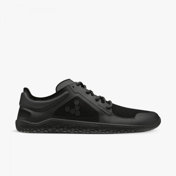 Vivobarefoot Primus Lite II Recycled Mens Obsidian
