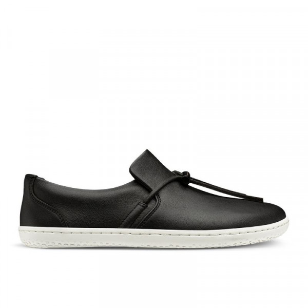 Vivobarefoot RA Slip ON Ladies Black