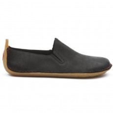 Vivobarefoot Ababa Leather Black Ladies