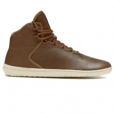 Vivobarefoot Borough Mens CHESTNUT
