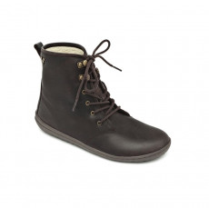 Vivobarefoot AW 17 Gobi Hi-Top Lady Dark Brown