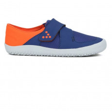 Vivobarefoot Lenni Navy/Orange