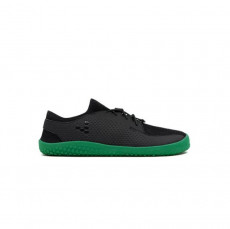 Vivobarefoot Primus Junior Mesh Black/Green