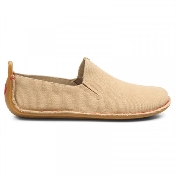 Vivobarefoot Ababa Canvas men Natural