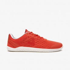 Vivobarefoot Stealth III Firecracker Orange Mens